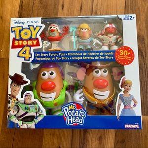 Toy Story 4 Mr. Potato Head and Potato Pals